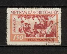 (YYAZ 429) Vietnam 1958 USED Mich 68 Scott 65 Anti-illiteracy Campaign