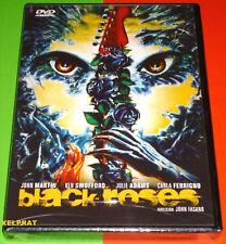 BLACK ROSES John Fasano 1988 -English Español- Precintada