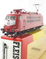 FLEISCHMANN 4377 HO, DB RED LIVERY BR 103 ELECTRIC LOCOMOTIVE, No. 103 115-2