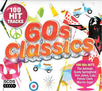 Various - 60s Classics: The Ultimate Collection (2014)  5CD  NEW  SPEEDYPOST