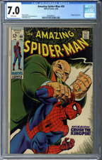 Amazing Spider-man #69 CGC 7.0