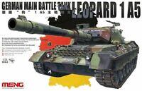 Meng TS-015 Model 1/35 German MBT Leopard 1A5 NEW Models Armour Hot