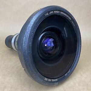 The Jam Handy Organization Lens JHO-102 Detroit Mich. HUGE GLASS