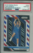 🏀🏀 LUKA DONCIC 2018 R/W/B PRIZM RC PSA 10 *PLEASE READ* BUYBACK PACK 🔥 CHASE