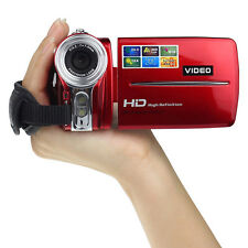 3In TFT LCD 20MP Digital Video Camcorder 16x Digital Zoom DV Camera Excellent