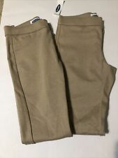 New Girls Old Navy Uniform Jeggings Size 10