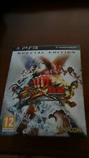 Street Fighter x Tekken - Special Edition - PS3 - PAL