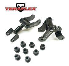 TeraFlex Rear Revolver Shackle Kit for 1955-1975 Jeep CJ 1025000