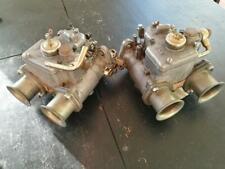 Weber 40 DCOE 34 &  35 PAAR Vergaser gebraucht carburettors