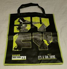 SDCC Comic Con Exclusive SYFY GREEN 2018 Promo Back Bag Giveaway