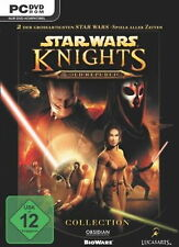 PC Spiel * Star Wars Knights of the Old Republic 1 + 2 Collection *******NEU*NEW
