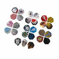 12Pcs Dart Flights Dart Sport Essential Dart Equipment Standard Shape Dart Tail