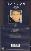 Michel Sardou Cd Album Vol 10 Il Etait La (édition de 1993)