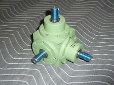 Vogel Right Angle GearBox Type L1, 323989, 202202, 18mm Shaft Diameter, i=2.0