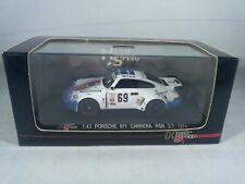 Porsche 911 Carrera RSR 3.0 Le Mans 1975 6th Harley Davidson 1:43 OVP