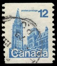 "CANADA 729 - Parliament Buildings ""LF Paper (pf62828)"