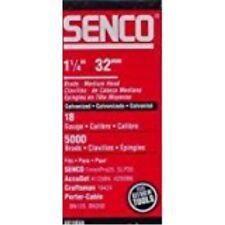 SENCO FASTENING SYSTEMS AX15EAA 5000CT 1-1/4-Inch Brad Nail