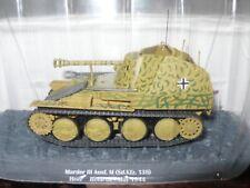 marder III ausf. M - combat tank - tanque de combate - scale 1/43
