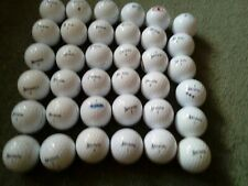 GOLF BALLS 36 SRIXON SOFT FEEL  PEARL/GRADE A