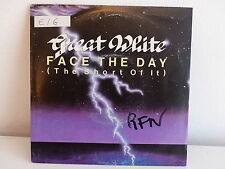 GREAT WHITE Face the day 2014627