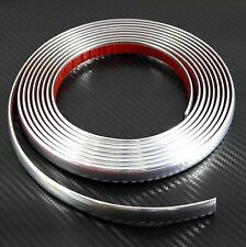14 mm (1,4 cm) x 5 m Chrome Voiture Styling Moulage Bande pour PEUGEOT 405 406 407