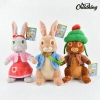 Cute Peter Rabbit Doll Lilly Bobtail Benjamin Bunny 30CM Soft Plush KID Toy Gift