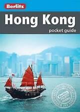 Berlitz: Hong Kong Pocket Guide (Berlitz Pocket Guides), Berlitz, New Book