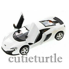 "RMZ City 5"" McLaren 650S Diecast Toy Car 555992 White"