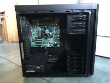 Quiet Server - Supermicro X9SCM, Xeon E3-1270, 32GB ECC RAM, 500GB SSD