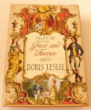 Doris Leslie - Tales of Grace and Favour    1956 HARDBACK BOOK