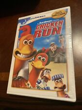 Chicken Run [Dvd] New! Dreamworks Cartoon Movie
