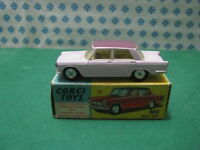 Vintage -  FIAT 2100  Bicolore   -   Corgi Toys 232   Nuova /  Mint  Box