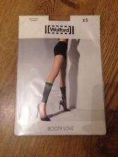 Nylon Geometric Hosiery & Socks for Women Footless