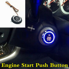 12V Engine Start Keyless Entry Push Button Switch Ignition Starter Parts For Car