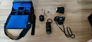 PORST compact reflex S Kamera mit Zubehör als Sammlerstück