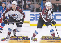 17-18 Upper Deck Tyson Jost UD Canvas Young Guns Rookie Avalanche 2017