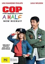 Cop And A Half - New Recruit (DVD, 2017) Ex rental