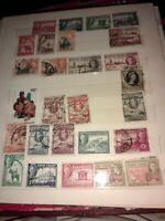 BRITISH COLONIES WORLDWIDE STAMP COLLECTION...GREAT ASSORTMEMT..only one left..!