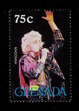GRENADA  SCOTT# 1677 MNH   MUSIC TOPICAL/POP STAR MADONNA