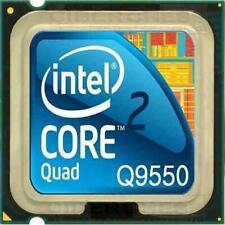 Procesador Intel Core 2 Quad Q9550 2,83Ghz Socket 775 FSB1333 12Mb Quad Core