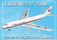 1/500 F-toys Japan Airlines JAL WING COLLECTION 3 no.4 B747-200B