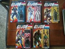 Gi Joe Retro 3.75in Walmart Exclusive. 5 Variations to choose. Free Shipping!