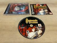 Castlevania Chronicles (Sony PlayStation 1 PS1) Complete CiB  - Excellent
