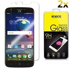 [2-Pack]-KS For ZTE Warp 7 N9519 Premium HD Tempered Glass Screen Protector