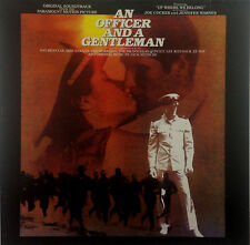 """Various-a Officer and a Gentleman-Colonna sonora - 12"""" LP-k1564"""