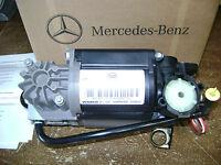 OEM MERCEDES BENZ NEW AIRMATIC COMPRESSOR PUMP E W211 S V220 CLS C219