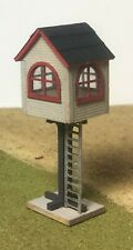 "Motrak Models ""Watch Tower"" Laser-Cut N Scale Structure Kit,"