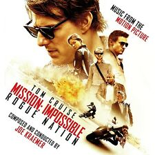 Mission Impossible:Rogue Nation - Expanded Score - Special Edition - Joe Kraemer