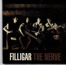 (EE971) Filligar, The Nerve - 2011 DJ CD