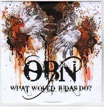 (AW619) OBN, What Would Judas Do? - DJ CD